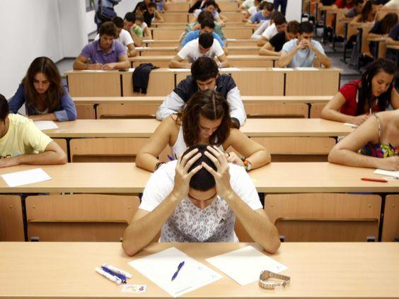 sınav sürecinde ebeveyn